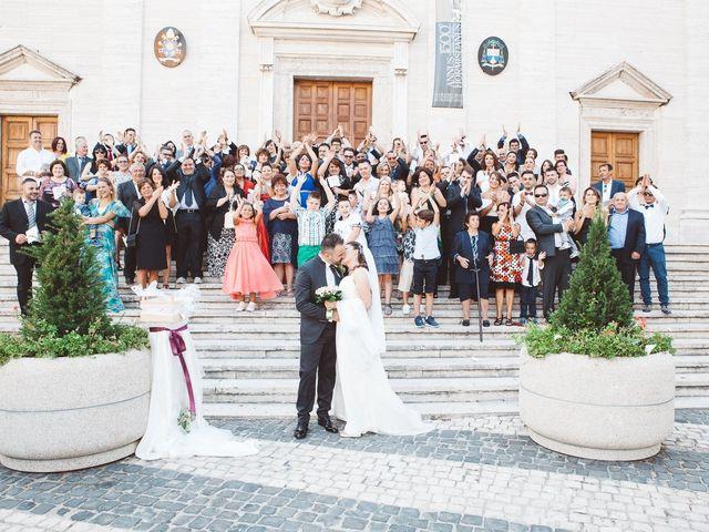 Il matrimonio di Claudia e Daniele a Frosinone, Frosinone 62