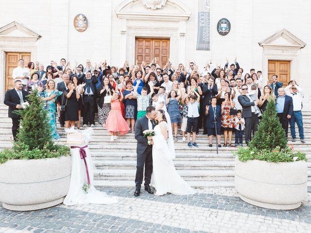 Il matrimonio di Claudia e Daniele a Frosinone, Frosinone 63