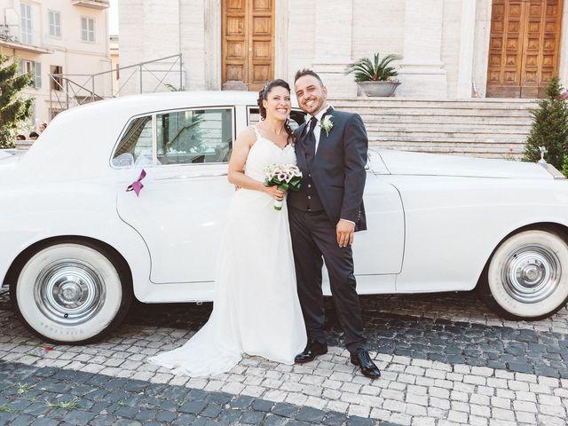 Il matrimonio di Claudia e Daniele a Frosinone, Frosinone 64