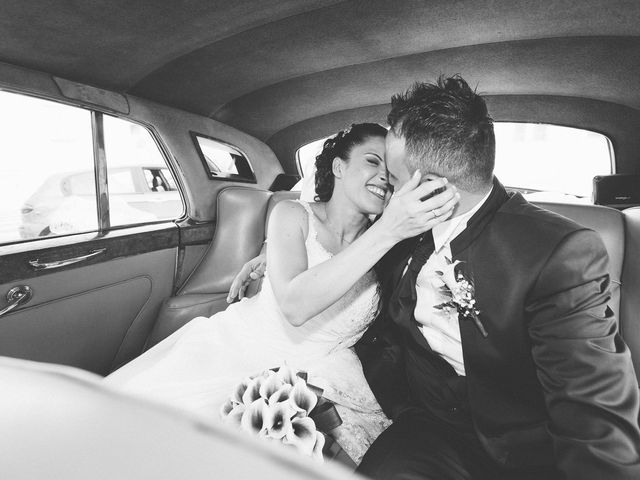 Il matrimonio di Claudia e Daniele a Frosinone, Frosinone 65