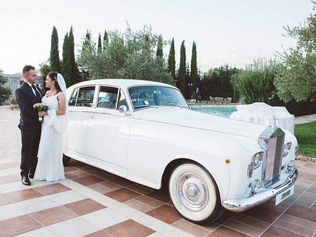 Il matrimonio di Claudia e Daniele a Frosinone, Frosinone 72