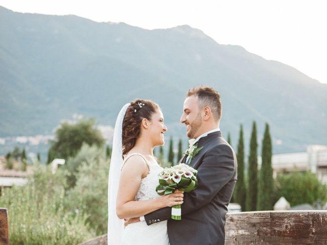 Il matrimonio di Claudia e Daniele a Frosinone, Frosinone 74