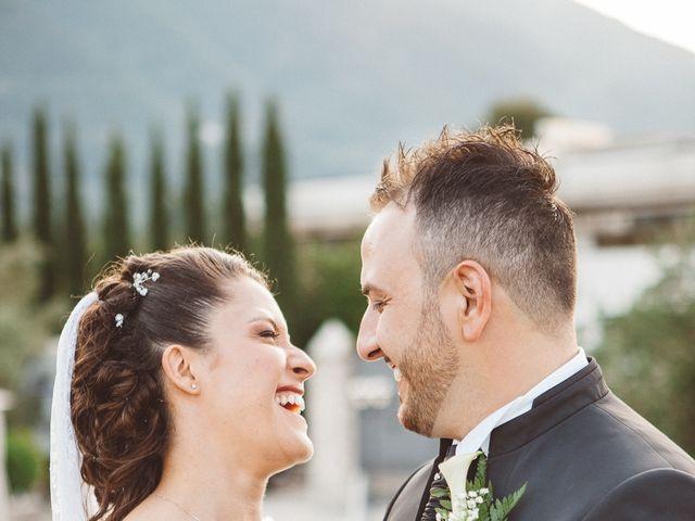 Il matrimonio di Claudia e Daniele a Frosinone, Frosinone 77