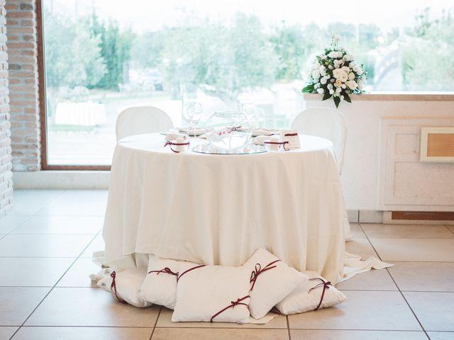 Il matrimonio di Claudia e Daniele a Frosinone, Frosinone 78