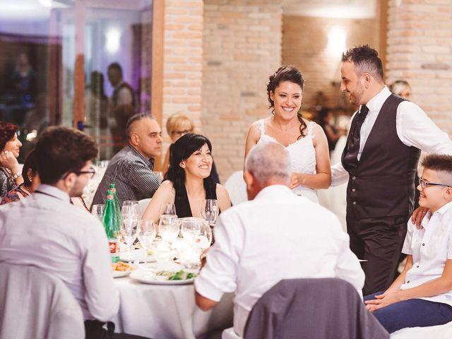 Il matrimonio di Claudia e Daniele a Frosinone, Frosinone 93