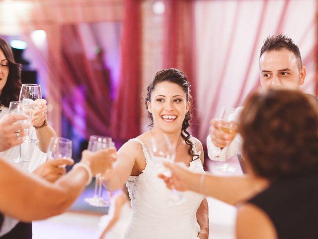 Il matrimonio di Claudia e Daniele a Frosinone, Frosinone 94