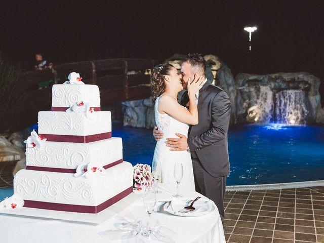 Il matrimonio di Claudia e Daniele a Frosinone, Frosinone 95