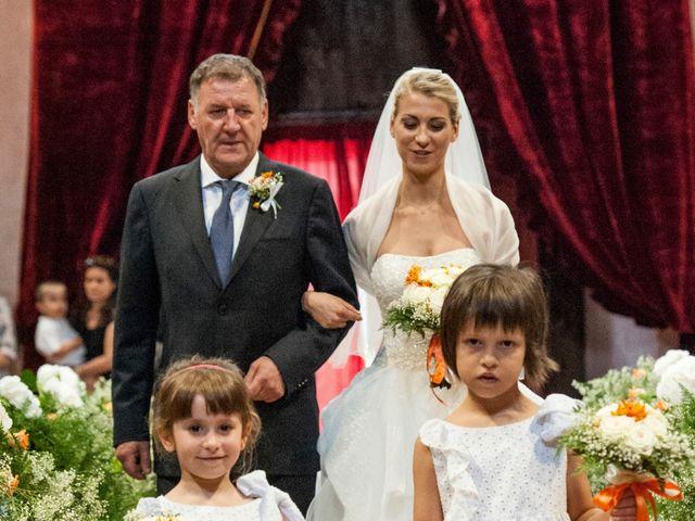 Il matrimonio di Marco e Federica a Calcio, Bergamo 23