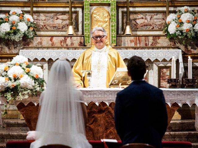Il matrimonio di Marco e Federica a Calcio, Bergamo 25