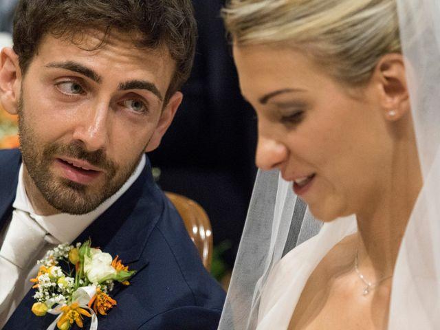 Il matrimonio di Marco e Federica a Calcio, Bergamo 28