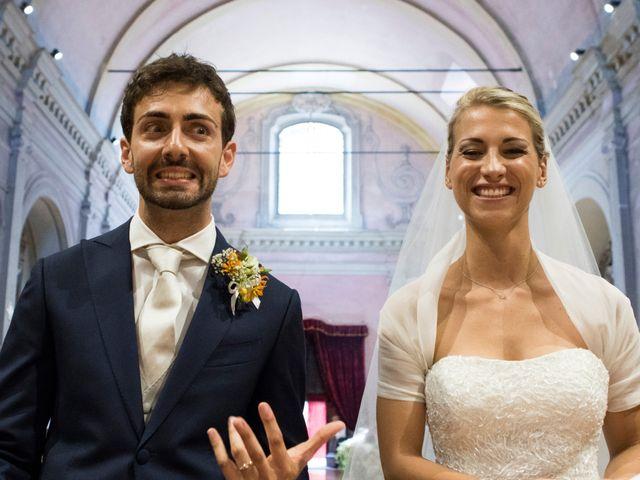 Il matrimonio di Marco e Federica a Calcio, Bergamo 31