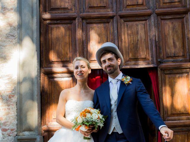Il matrimonio di Marco e Federica a Calcio, Bergamo 34