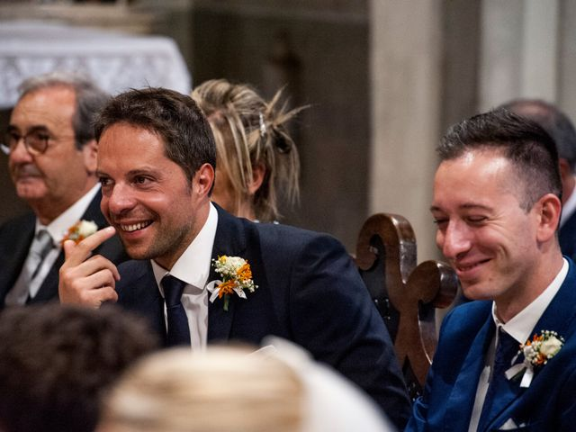 Il matrimonio di Marco e Federica a Calcio, Bergamo 36