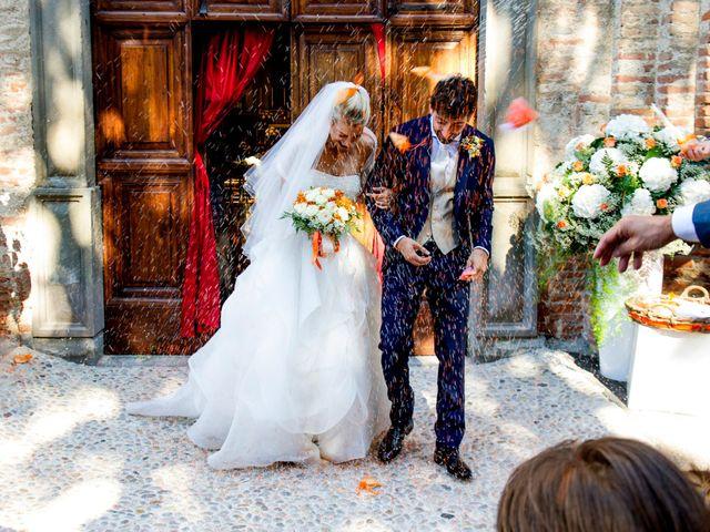 Il matrimonio di Marco e Federica a Calcio, Bergamo 39