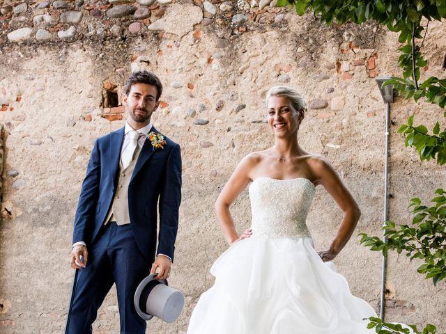Il matrimonio di Marco e Federica a Calcio, Bergamo 42