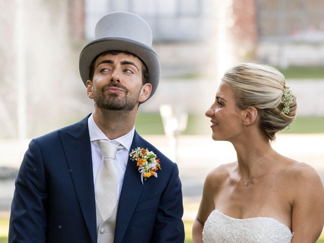 Il matrimonio di Marco e Federica a Calcio, Bergamo 48