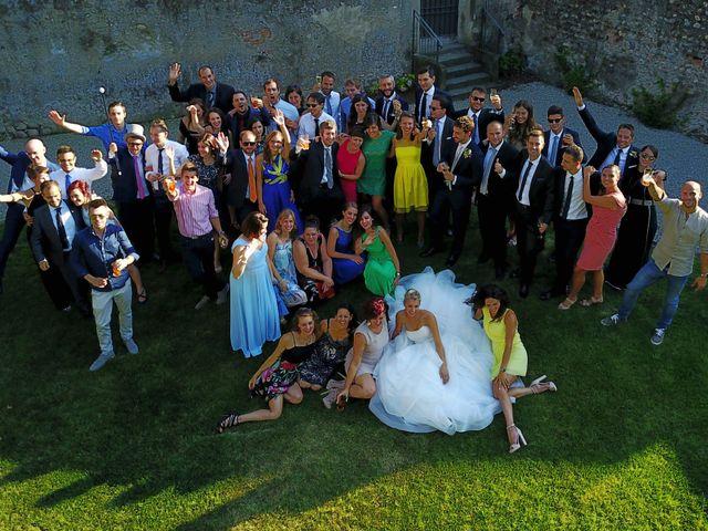 Il matrimonio di Marco e Federica a Calcio, Bergamo 52