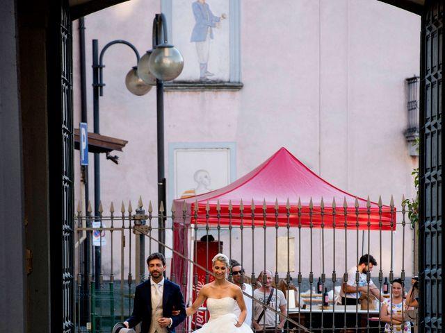 Il matrimonio di Marco e Federica a Calcio, Bergamo 53