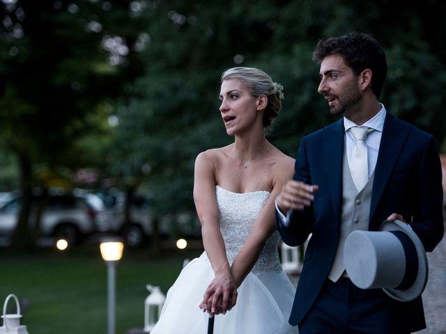 Il matrimonio di Marco e Federica a Calcio, Bergamo 62