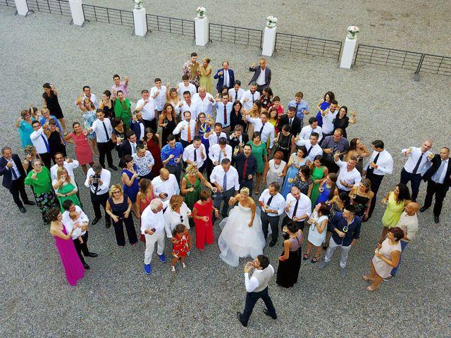Il matrimonio di Marco e Federica a Calcio, Bergamo 64