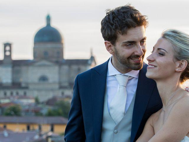 Il matrimonio di Marco e Federica a Calcio, Bergamo 69