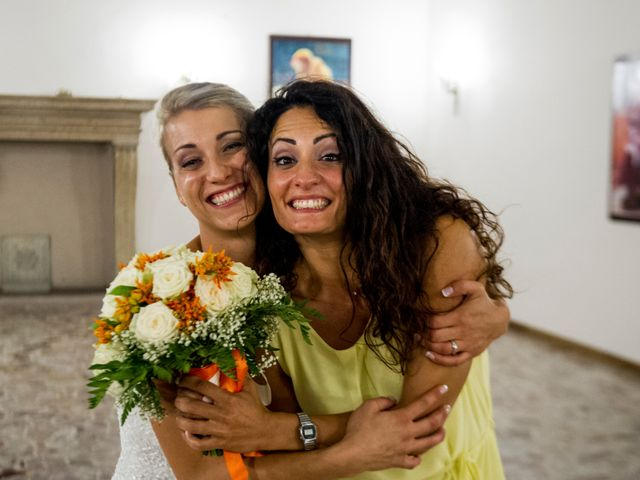 Il matrimonio di Marco e Federica a Calcio, Bergamo 71