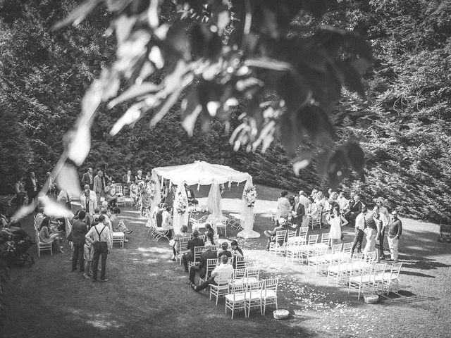 Il matrimonio di Ahres e Marica a Tradate, Varese 37
