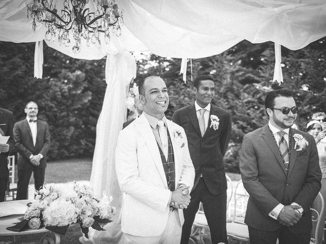 Il matrimonio di Ahres e Marica a Tradate, Varese 45