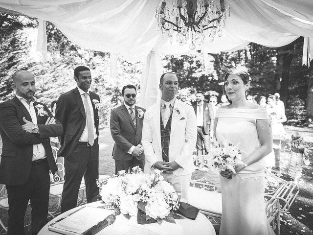 Il matrimonio di Ahres e Marica a Tradate, Varese 47