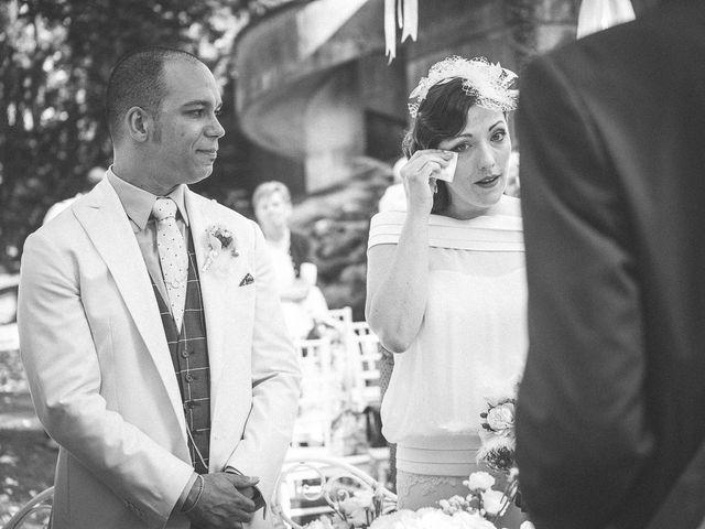 Il matrimonio di Ahres e Marica a Tradate, Varese 50