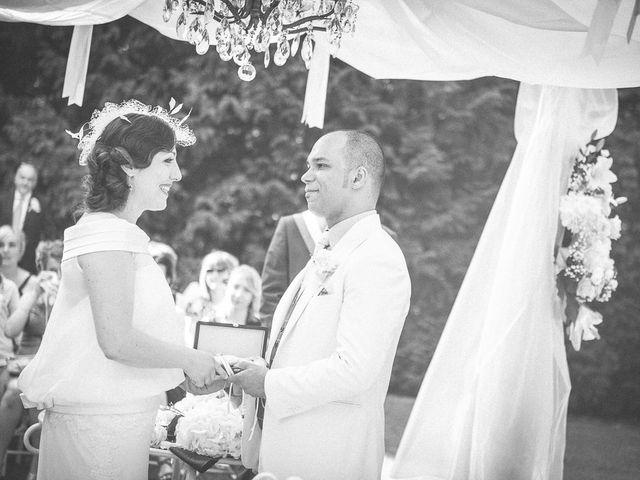 Il matrimonio di Ahres e Marica a Tradate, Varese 52