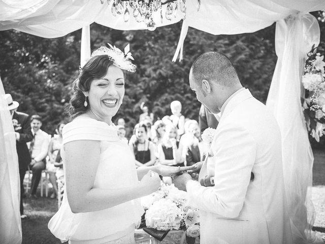 Il matrimonio di Ahres e Marica a Tradate, Varese 57