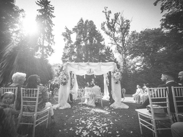 Il matrimonio di Ahres e Marica a Tradate, Varese 60