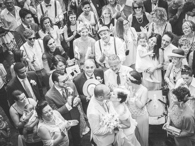 Il matrimonio di Ahres e Marica a Tradate, Varese 70