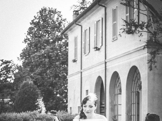 Il matrimonio di Ahres e Marica a Tradate, Varese 74