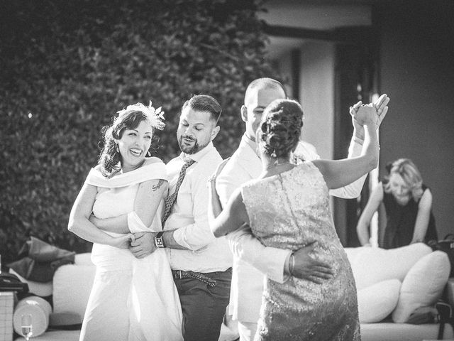 Il matrimonio di Ahres e Marica a Tradate, Varese 79