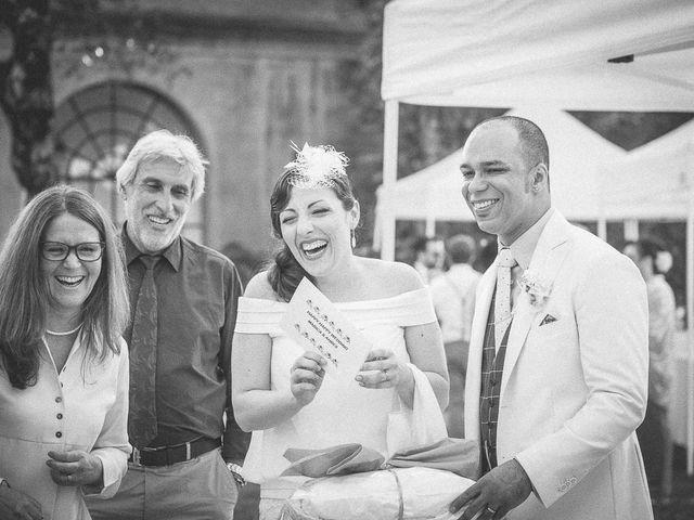 Il matrimonio di Ahres e Marica a Tradate, Varese 83