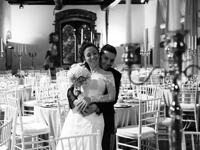 le nozze di Carmen e Marco