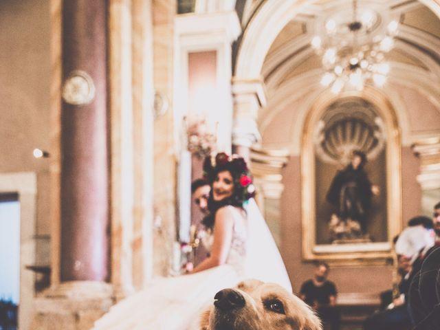 Il matrimonio di Alessio e Jenny a Benevento, Benevento 37