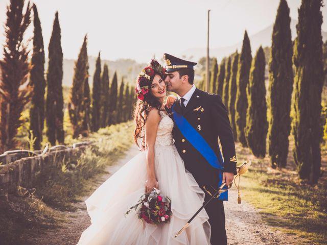 Il matrimonio di Alessio e Jenny a Benevento, Benevento 43