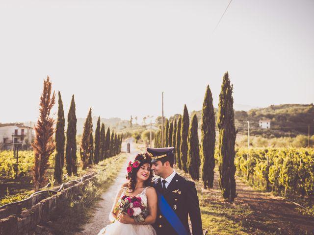 Il matrimonio di Alessio e Jenny a Benevento, Benevento 44