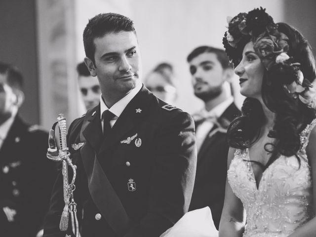 Il matrimonio di Alessio e Jenny a Benevento, Benevento 57