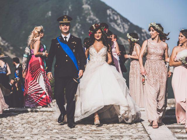 Il matrimonio di Alessio e Jenny a Benevento, Benevento 65