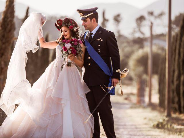 Il matrimonio di Alessio e Jenny a Benevento, Benevento 67