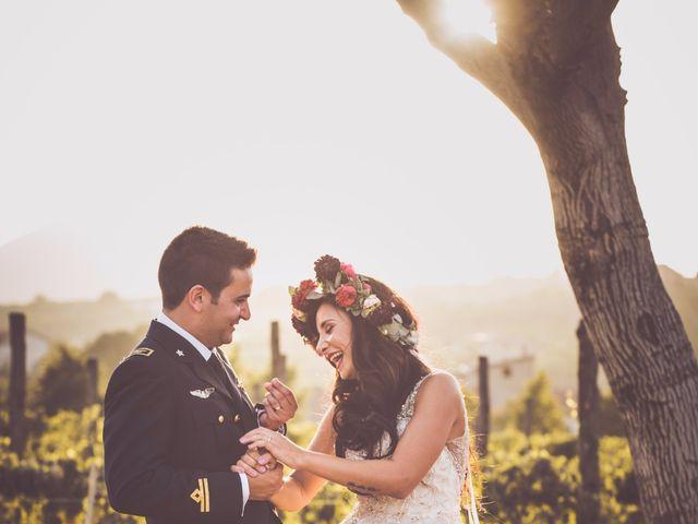 Il matrimonio di Alessio e Jenny a Benevento, Benevento 79
