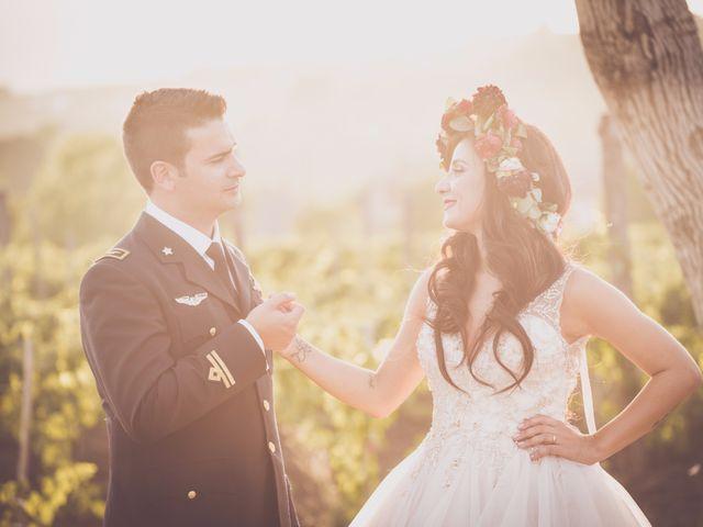 Il matrimonio di Alessio e Jenny a Benevento, Benevento 80