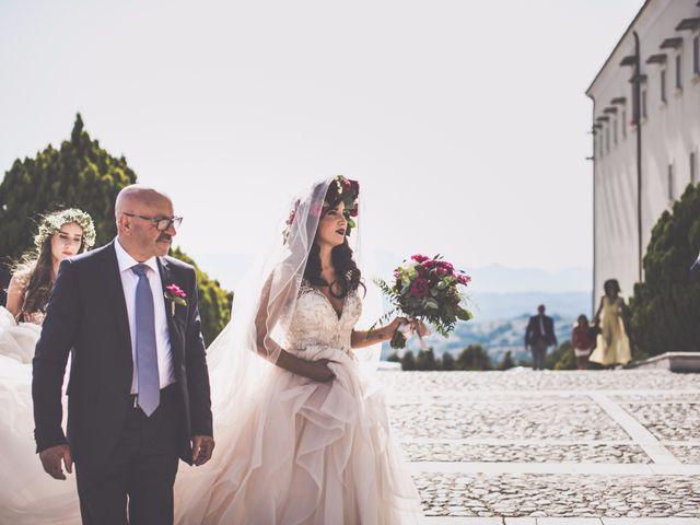 Il matrimonio di Alessio e Jenny a Benevento, Benevento 107