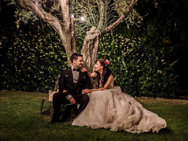 Il matrimonio di Alessio e Jenny a Benevento, Benevento 131