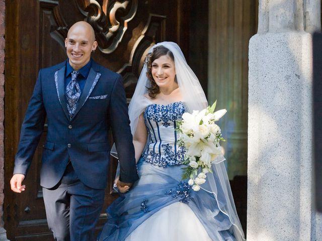 Il matrimonio di Mirko Benetti e Monica Pelligra a Asti, Asti 10