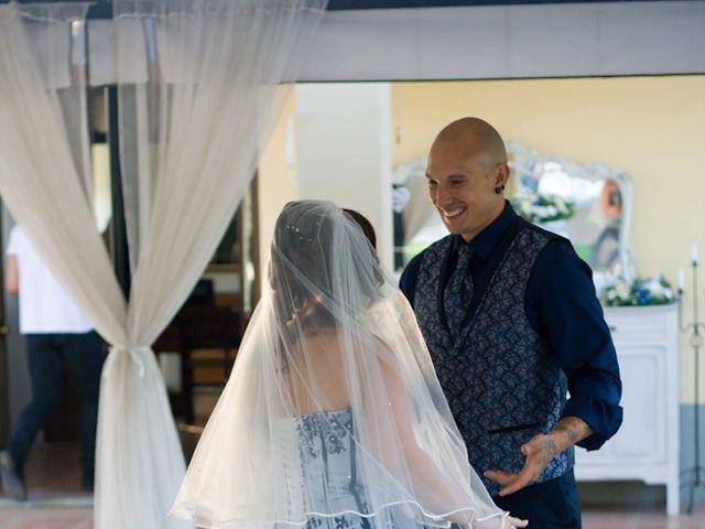 Il matrimonio di Mirko Benetti e Monica Pelligra a Asti, Asti 11